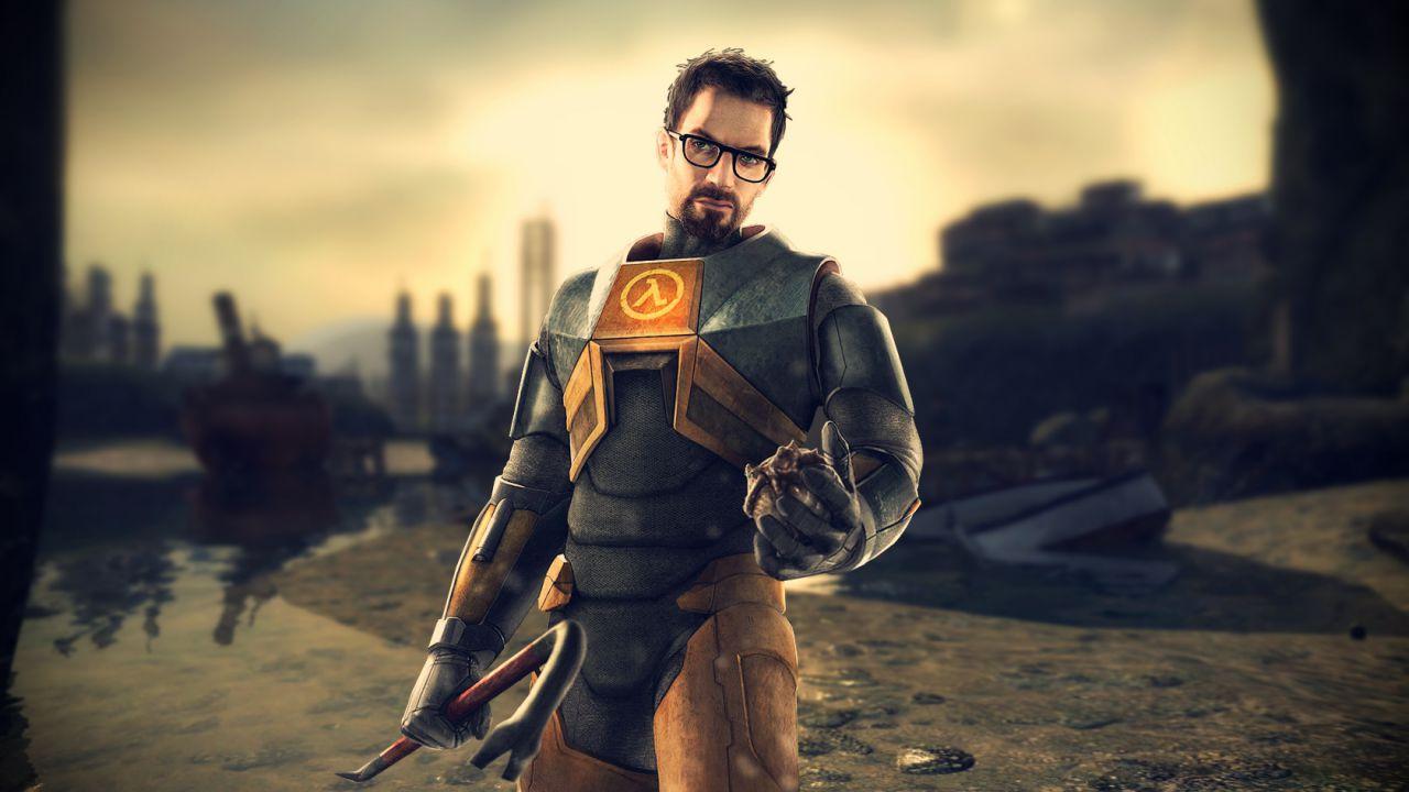 Marc Laidlaw, autore di Half-Life, lascia Valve