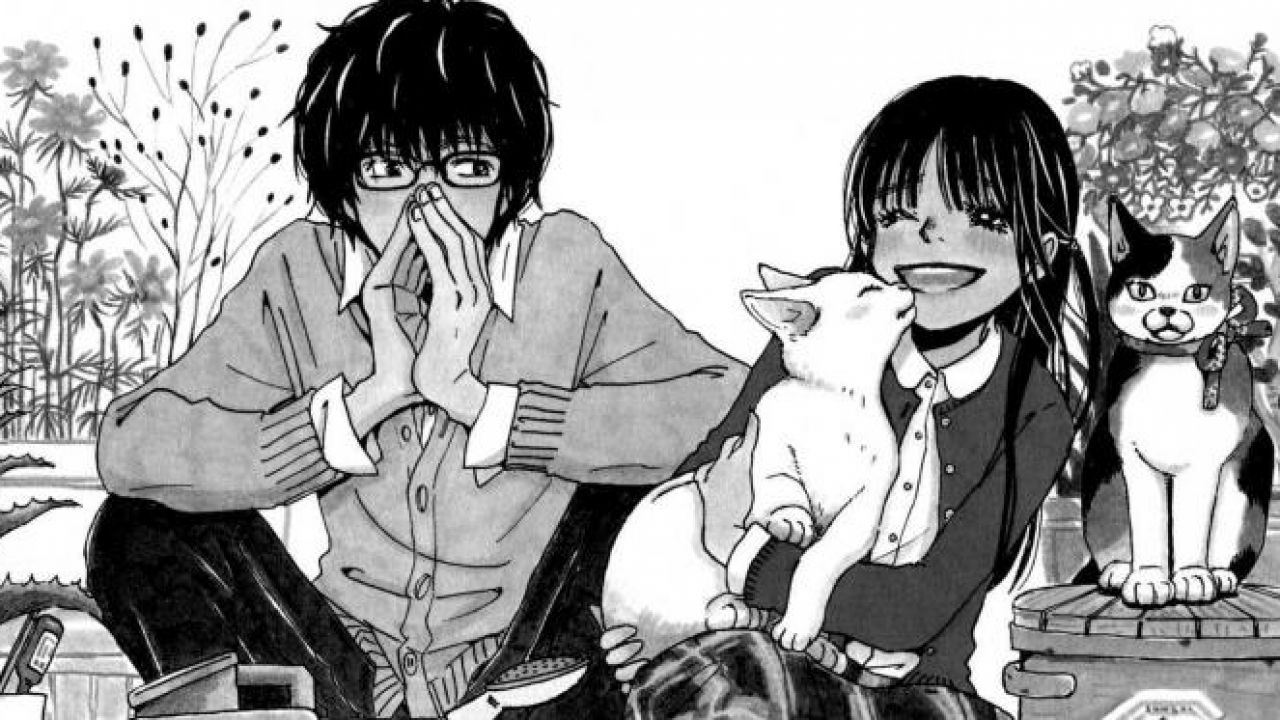 March comes in like a lion, serie animata e film live-action in arrivo per il manga di Chika Umino
