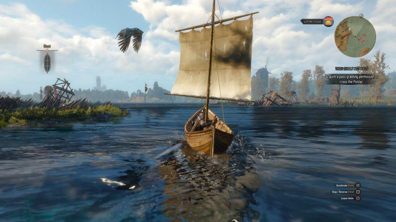 Marcin Momot descrive la modalità New Game Plus di The Witcher 3 Wild Hunt