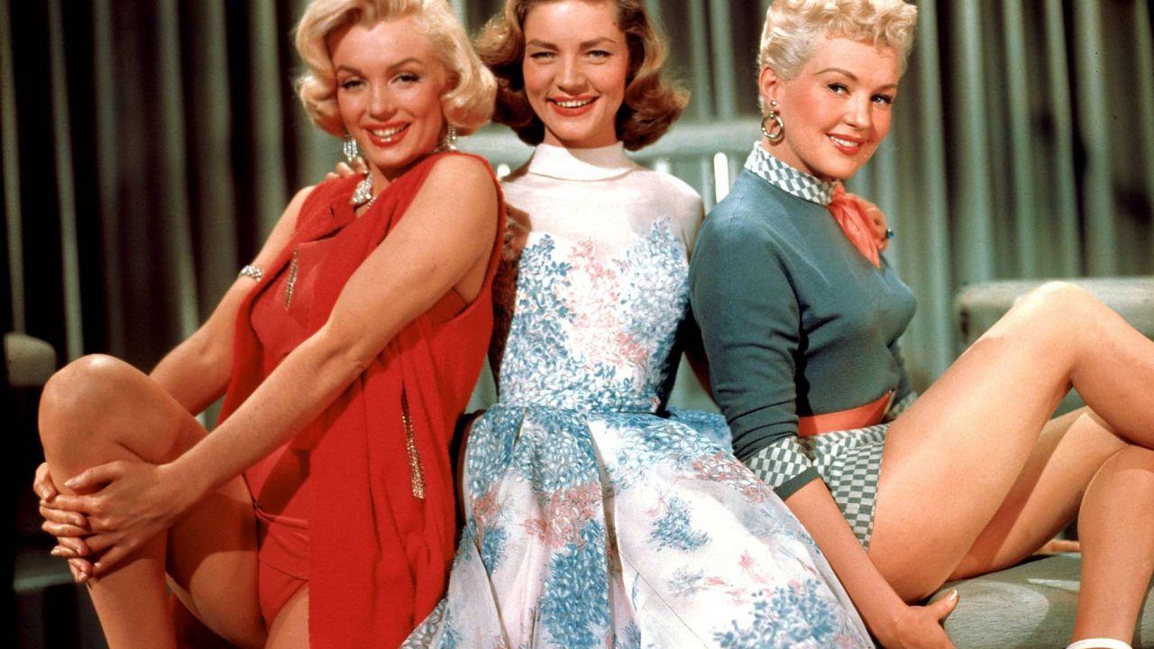 Marilyn Monroe e le insicurezze sul set di Come sposare un milionario: 'Era spaventata'