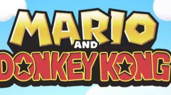Mario and Donkey Kong: Minis on the Move: confermata la data di uscita