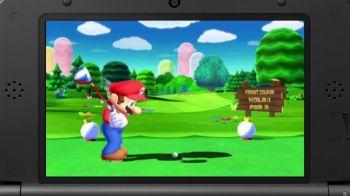 Mario Golf: World Tour - i DLC non dovrebbero essere presenti all'interno della cartuccia