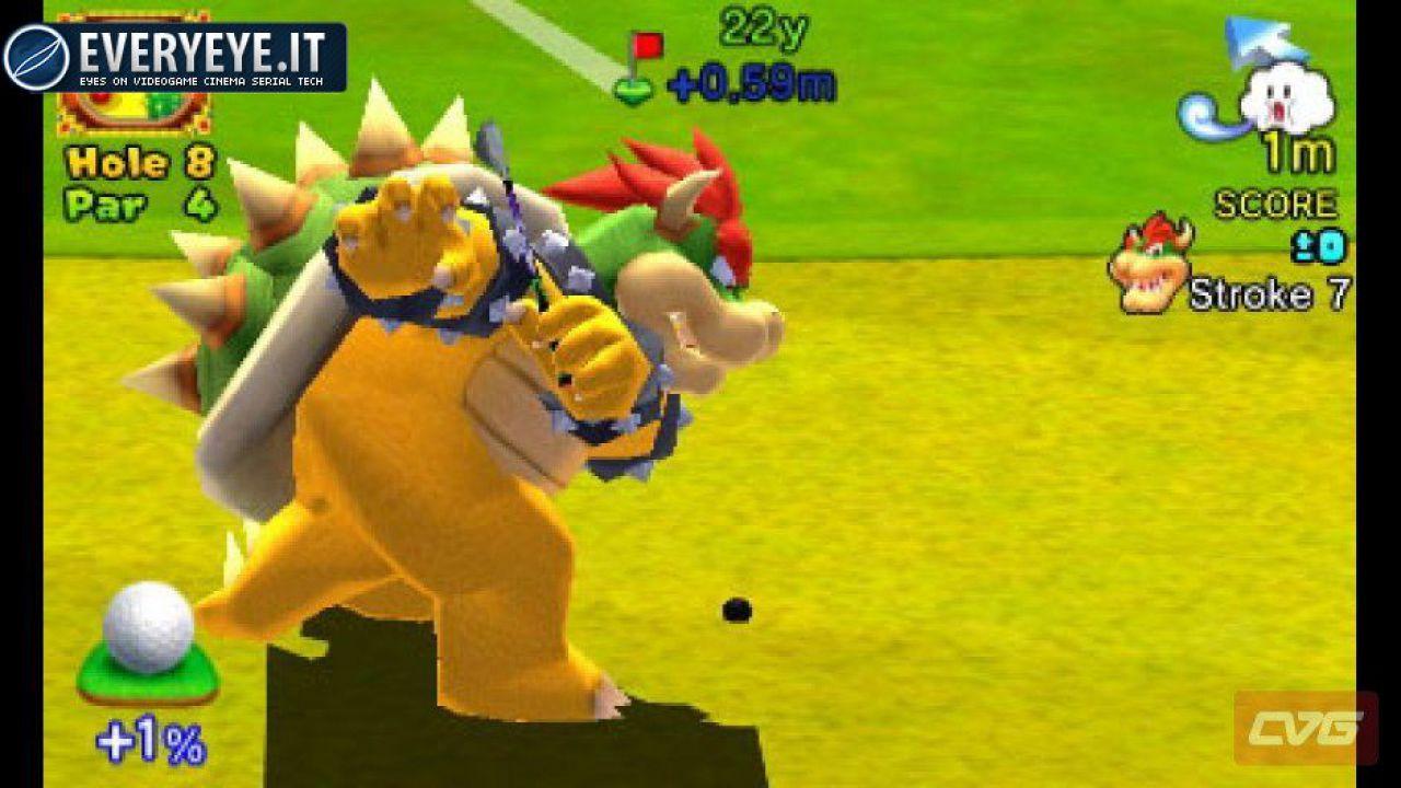 Mario Golf World Tour: un lungo video dalla demo