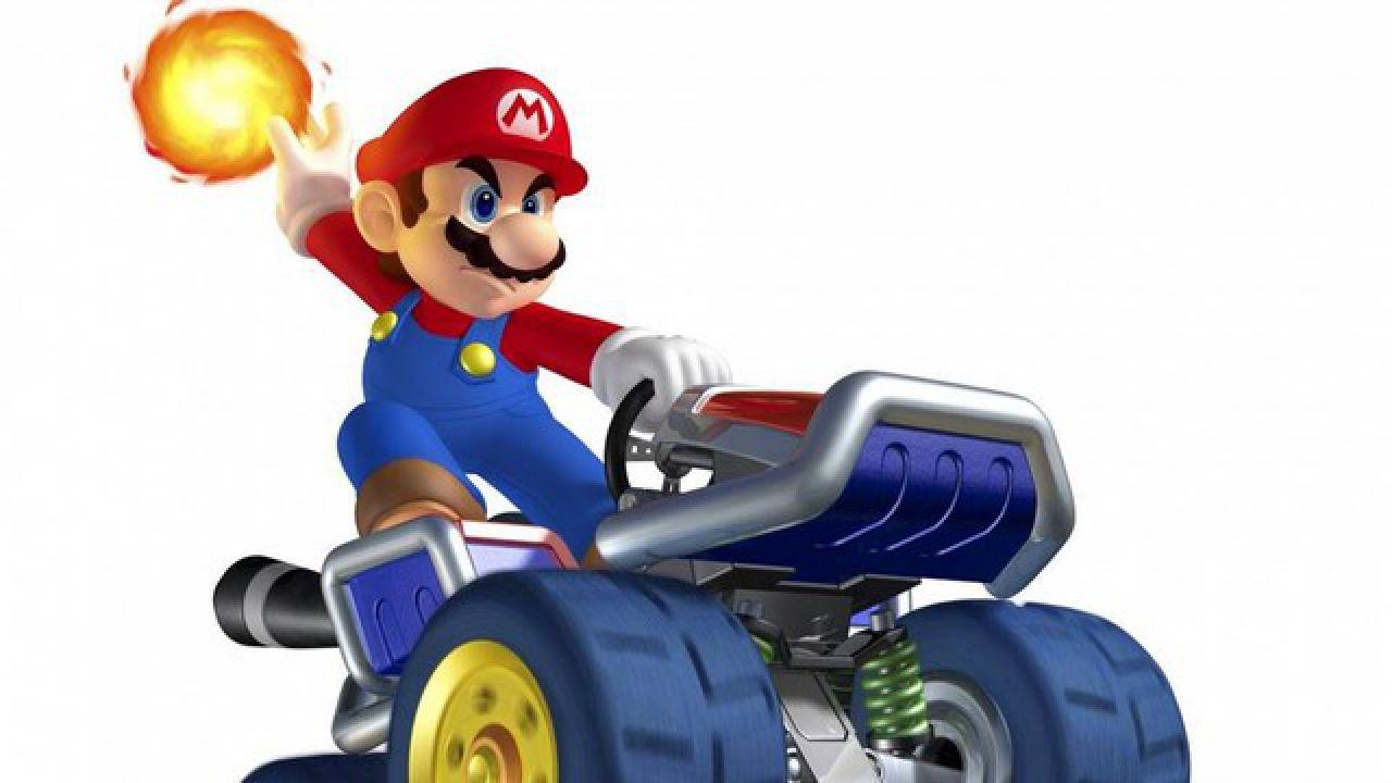 Mario Kart 7 torna nei negozi americani con una nuova confezione