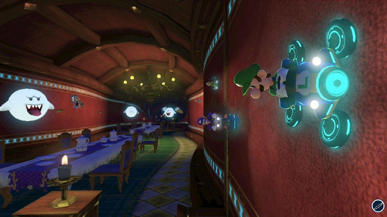 Mario Kart 8: altri dettagli sul DLC Pack 1