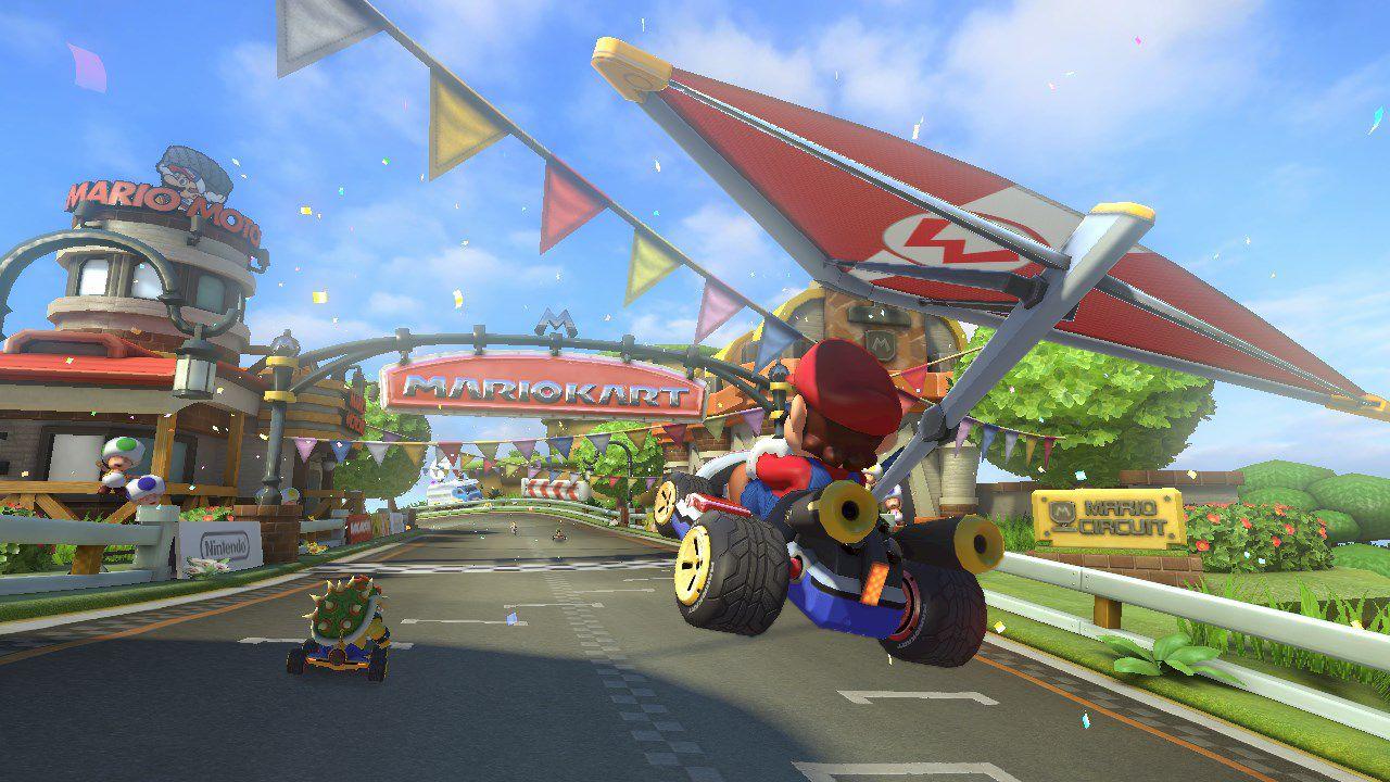 Mario Kart 8: altri dettagli sul primo DLC
