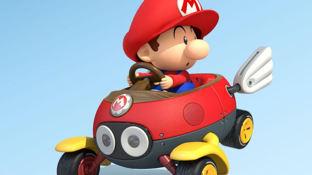 Mario Kart 8: app per smartphone e tablet