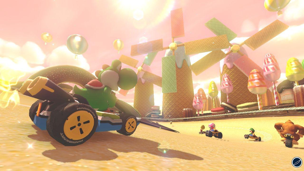 Mario Kart 8: comunicato stampa sui nuovi contenuti scaricabili