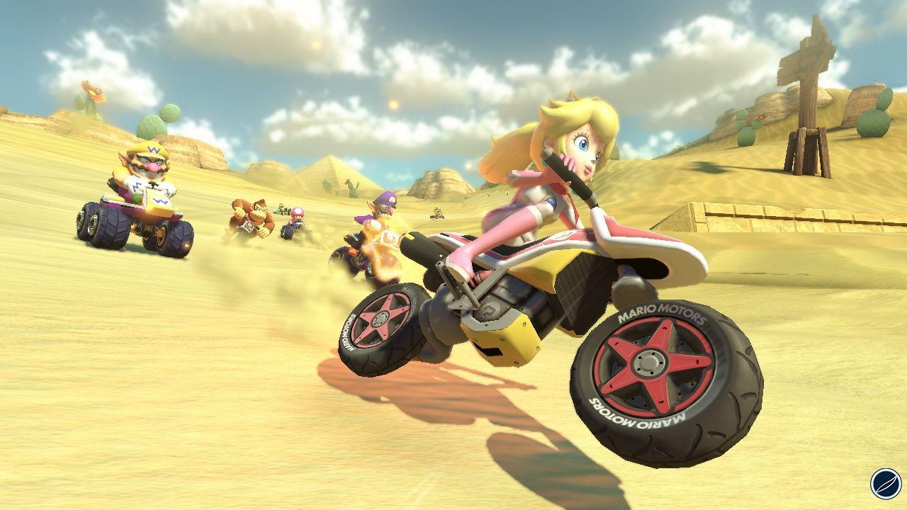 Mario Kart 8: pre-order e prezzi italiani per i nuovi DLC
