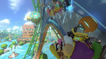 Mario Kart 8 premiato ai Game Awards 2014