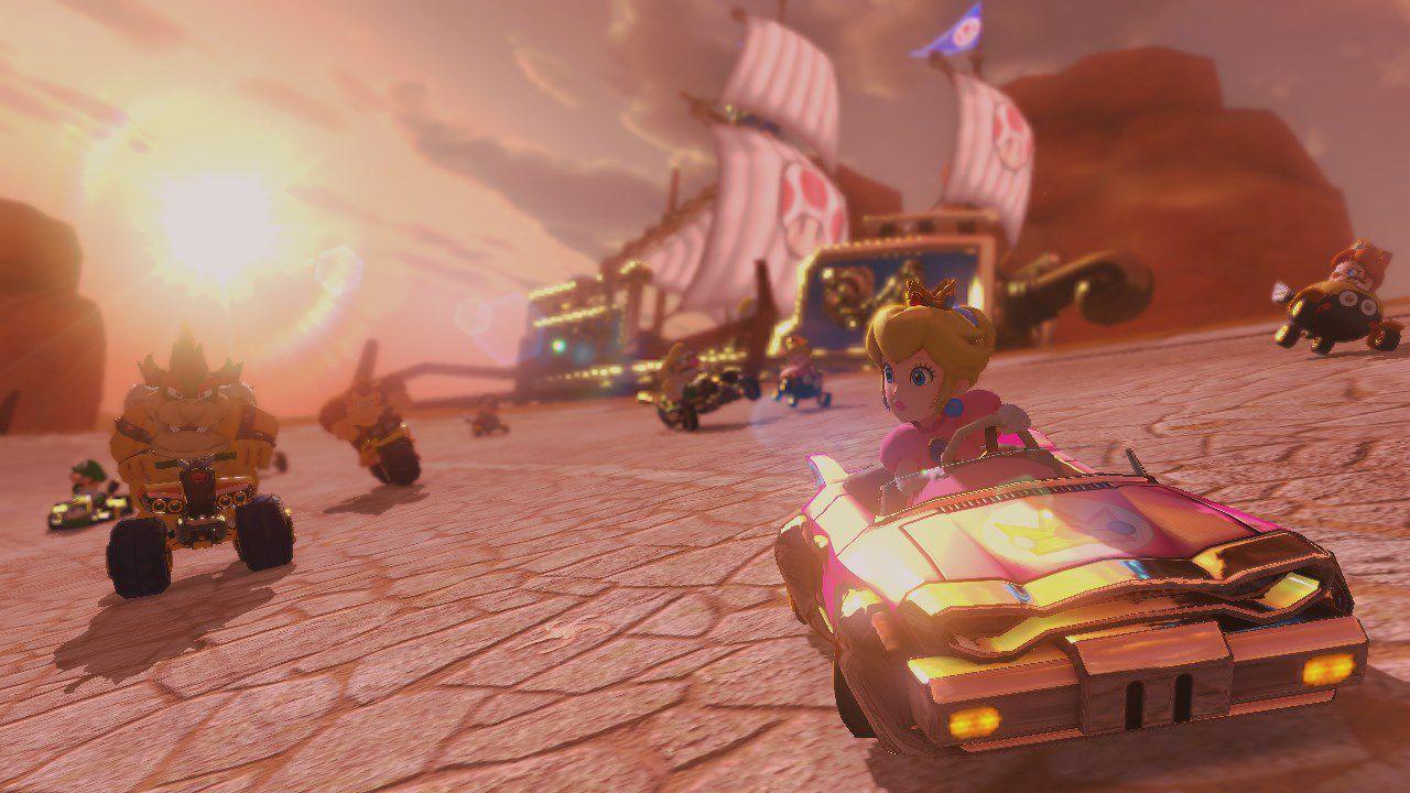 Mario Kart 8: il primo DLC è disponibile in Nord America