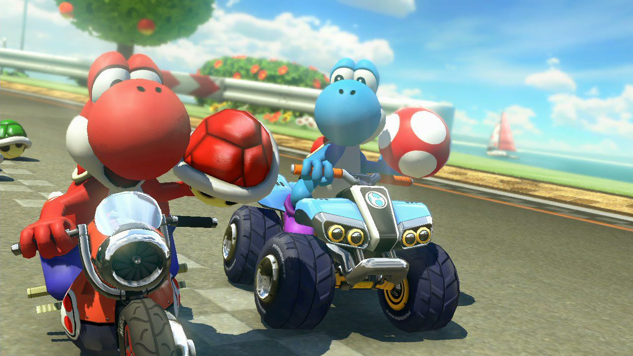 Mario Kart 8: server offline per manutenzione domani mattina