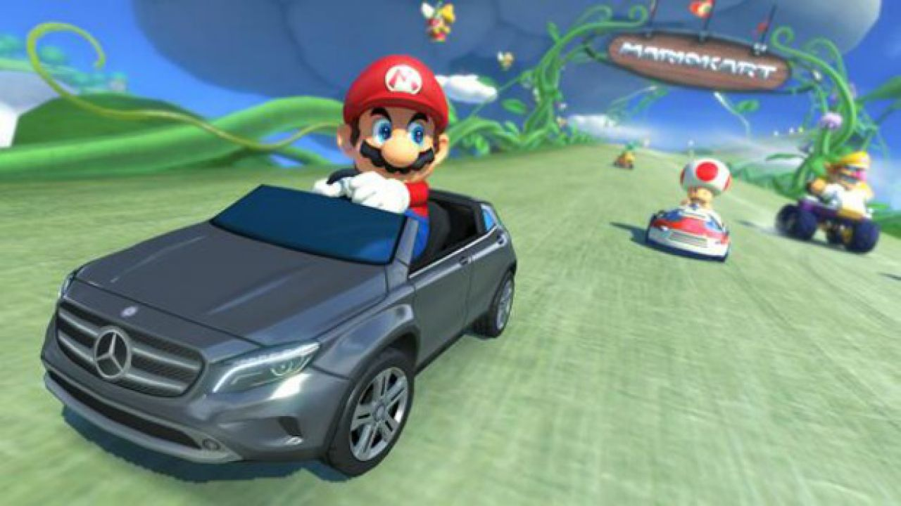 Mario Kart 8 spinge Wii U al limite
