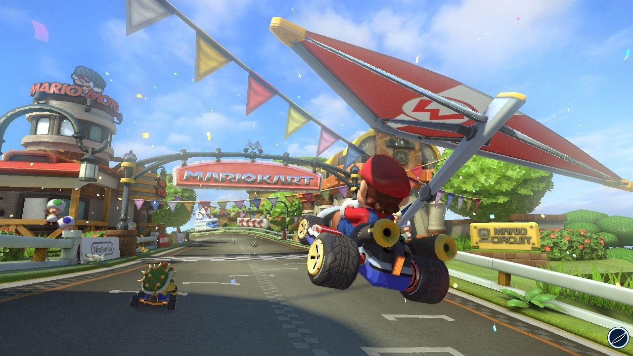 Mario Kart 8 supera quota un milione di copie vendute negli USA