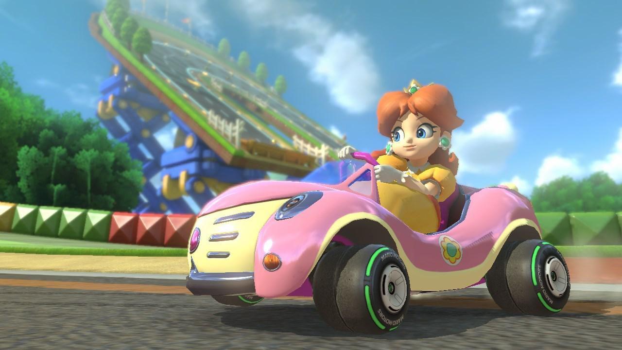 Mario Kart 8: svelato il funzionamento delle statuine Amiibo