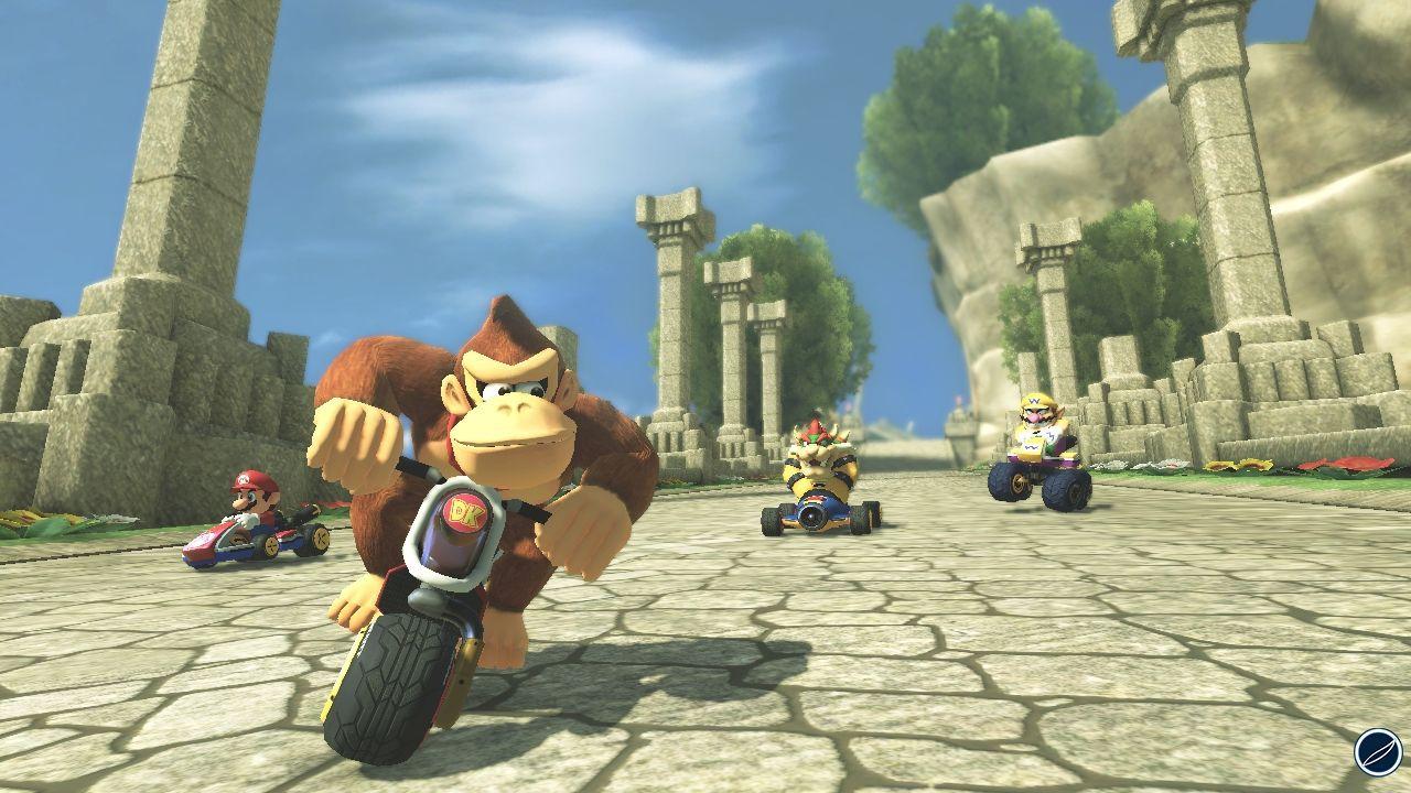 Mario Kart 8: vendute più di 1.2 milioni di copie in tutto il mondo