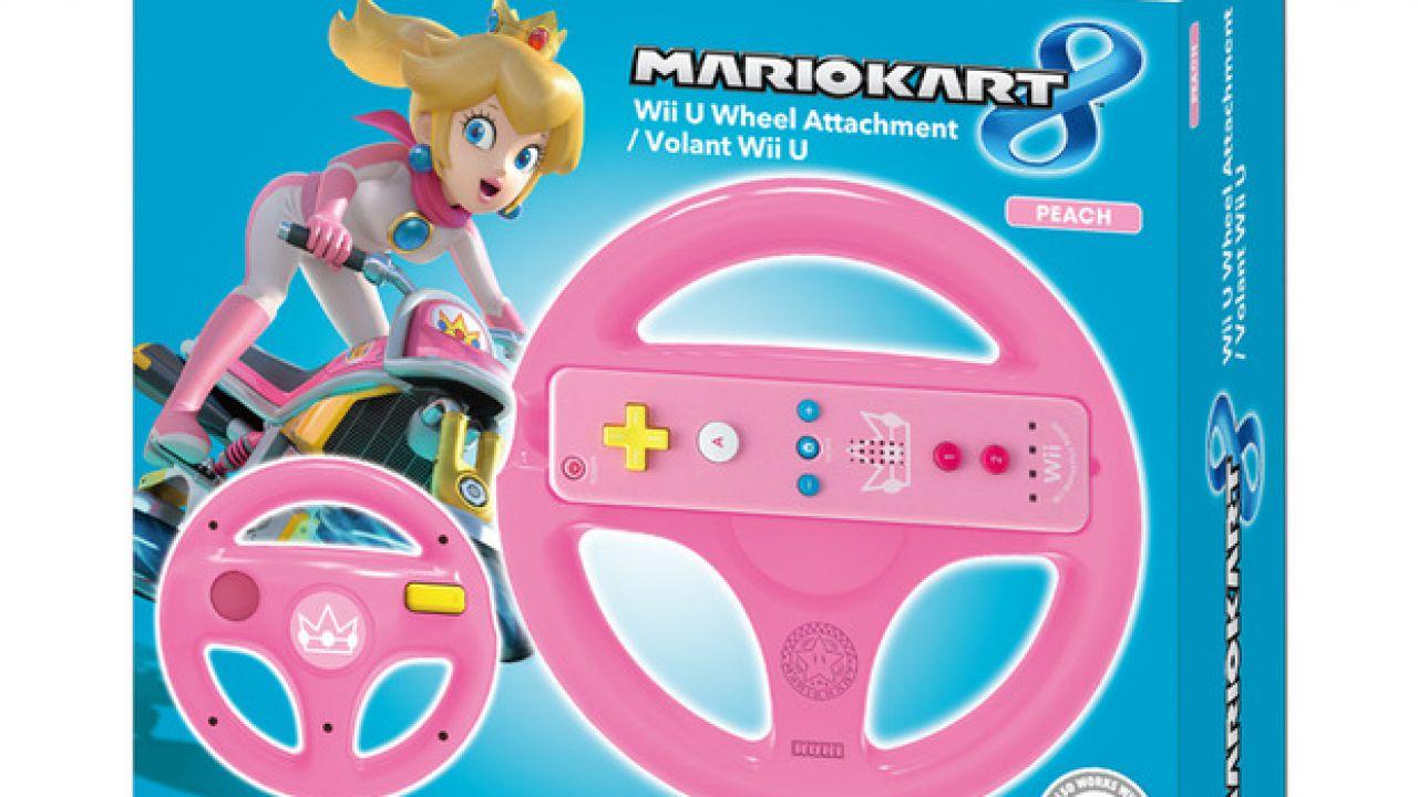 Mario Kart 8: i volanti e le Skin HORI saranno disponibili in Nord America