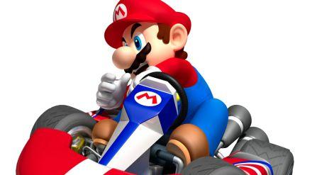 Mario Kart Wii giocato con Oculus Rift