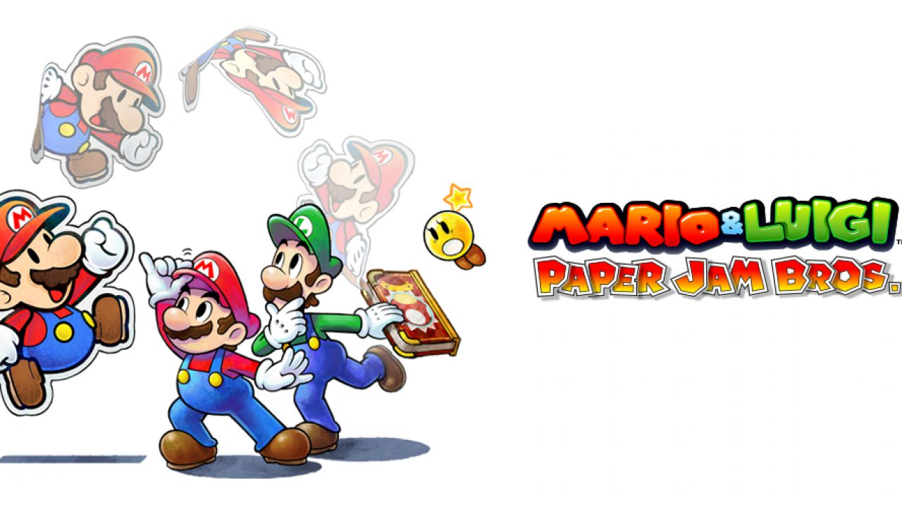 Mario & Luigi Paper Jam uscirà a fine anno in Giappone