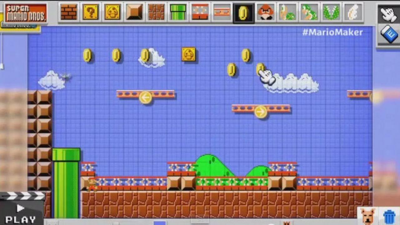 Mario Maker: Nintendo non esclude di creare altri titoli simili in futuro