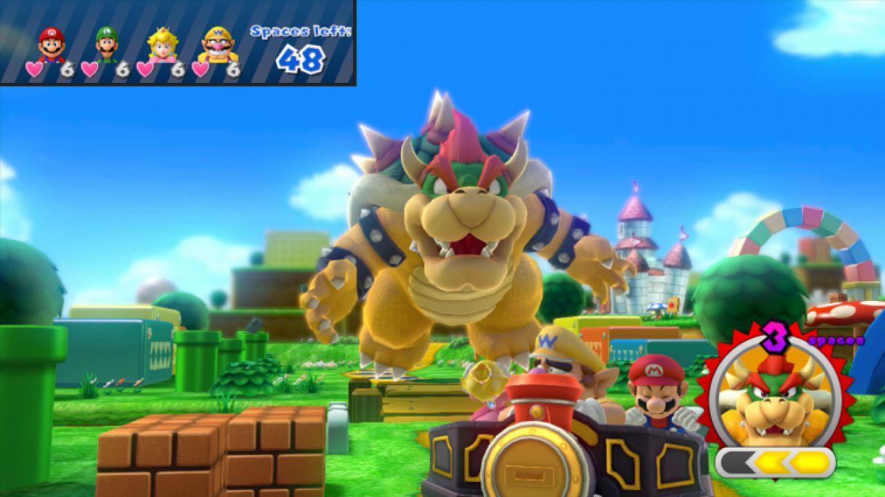 Mario Party 10 arriva su Wii U nel 2015 - sfrutterà i modellini 'amiibo'