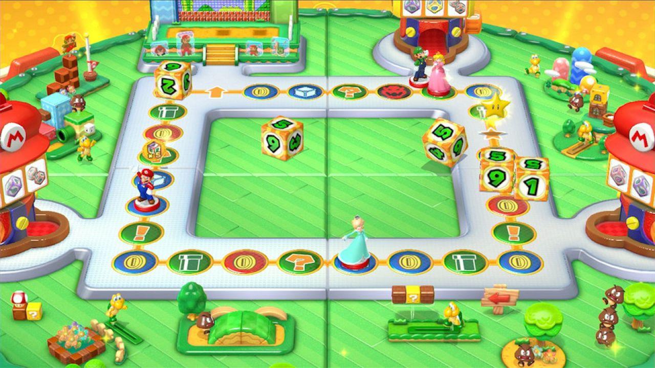 Mario Party 10: data di uscita europea