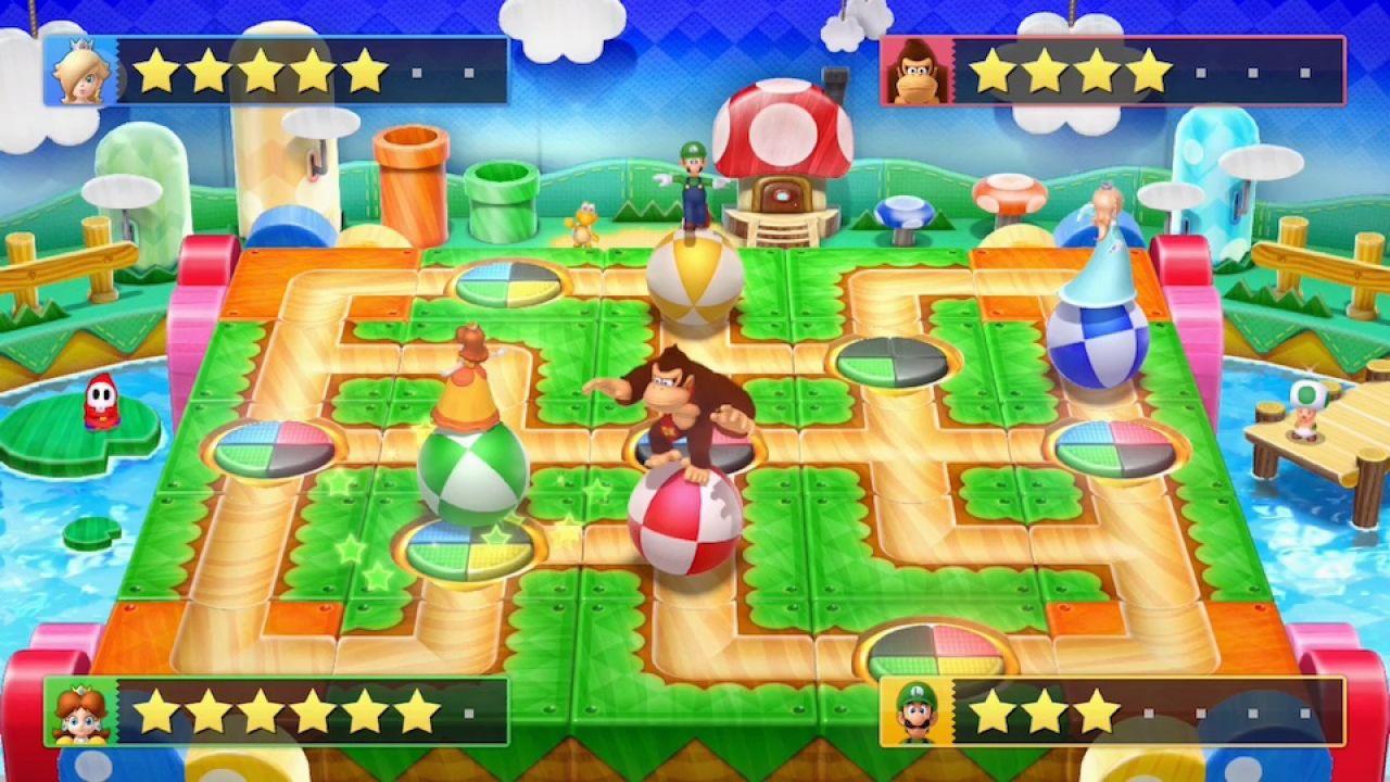 Mario Party 10 sarà disponibile dal 20 marzo in esclusiva su Wii U