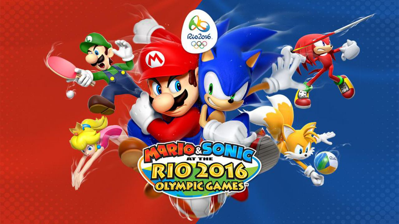 Mario & Sonic alle Olimpiadi di Rio 2016 per Wii U arriverà a giugno?