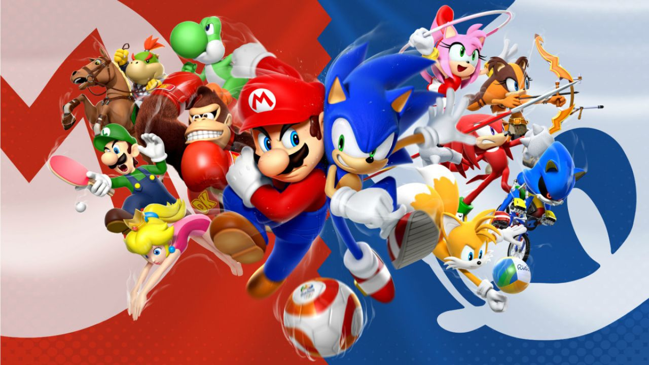 Mario & Sonic alle Olimpiadi di Rio 2016: quattro nuovi video gameplay