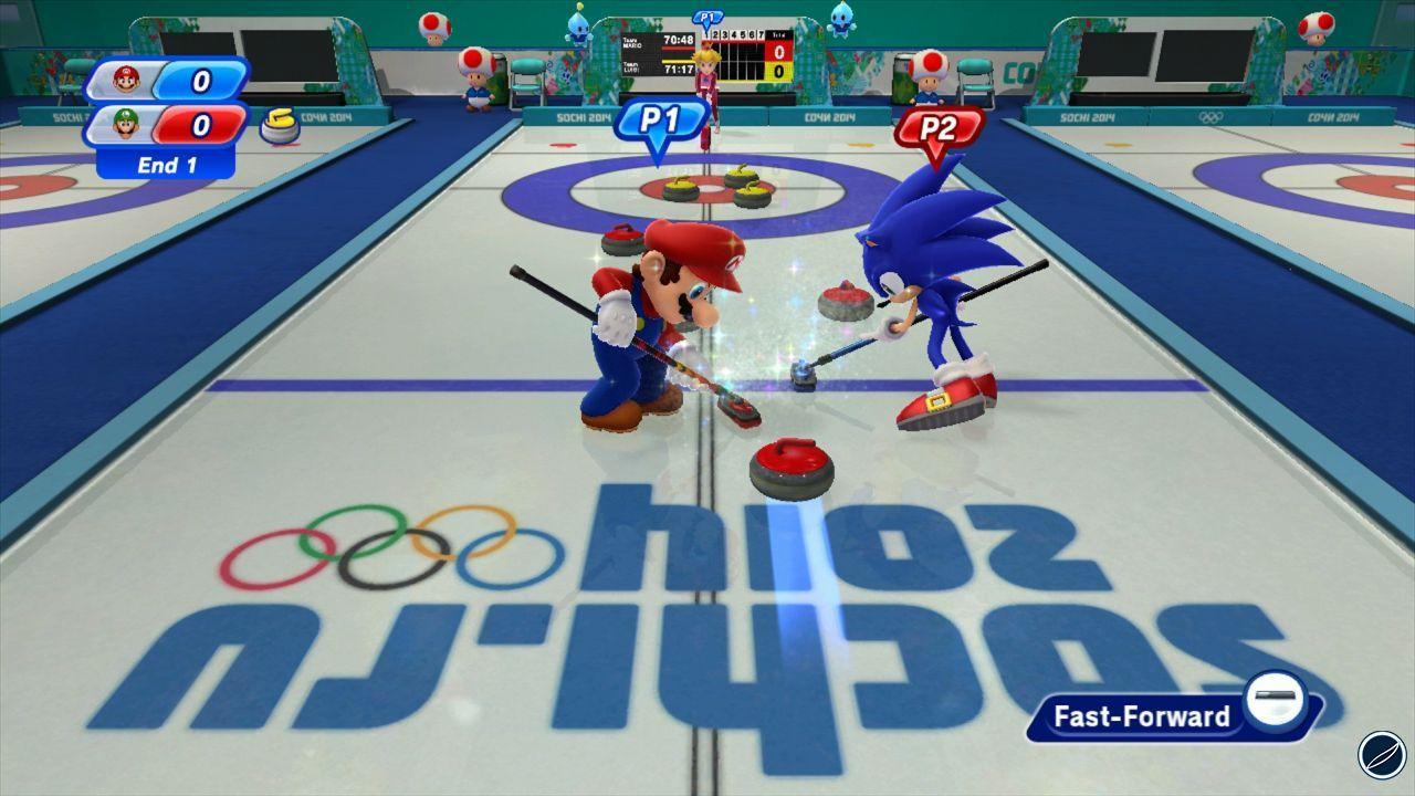 Mario & Sonic ai Giochi Olimpici di Sochi 2014  - diffuso un nuovo spot TV americano
