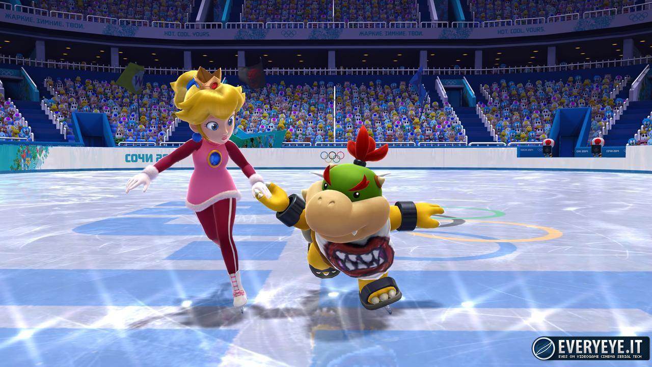 Mario & Sonic ai Giochi Olimpici di Sochi 2014: in arrivo l'8 novembre sull'eShop