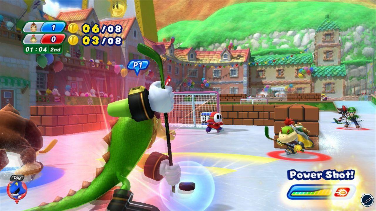 Mario & Sonic ai Giochi Olimpici di Sochi 2014: pubblicate nuove immagini