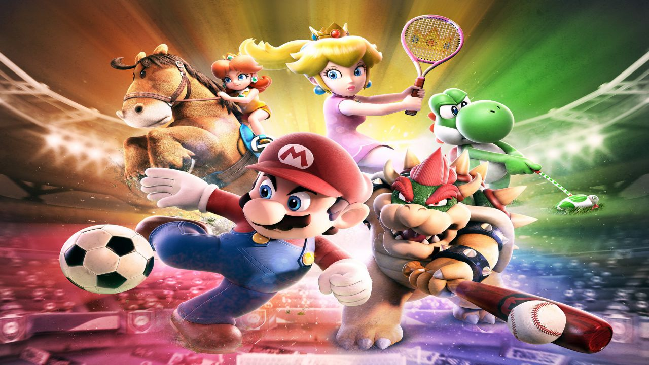 Mario Sports, il marchio rinnovato da Nintendo: la serie potrebbe tornare