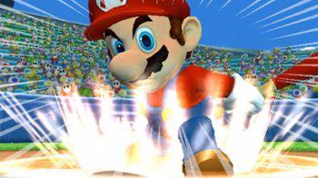 Mario Super Sluggers gioca su Nintendo Wii