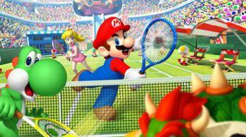 Mario Tennis Open: codice QR per sbloccare Yoshi Blu