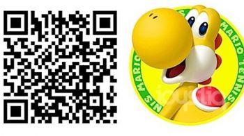 Mario Tennis Open: Codice QR per sbloccare Yoshi Rosa e Giallo