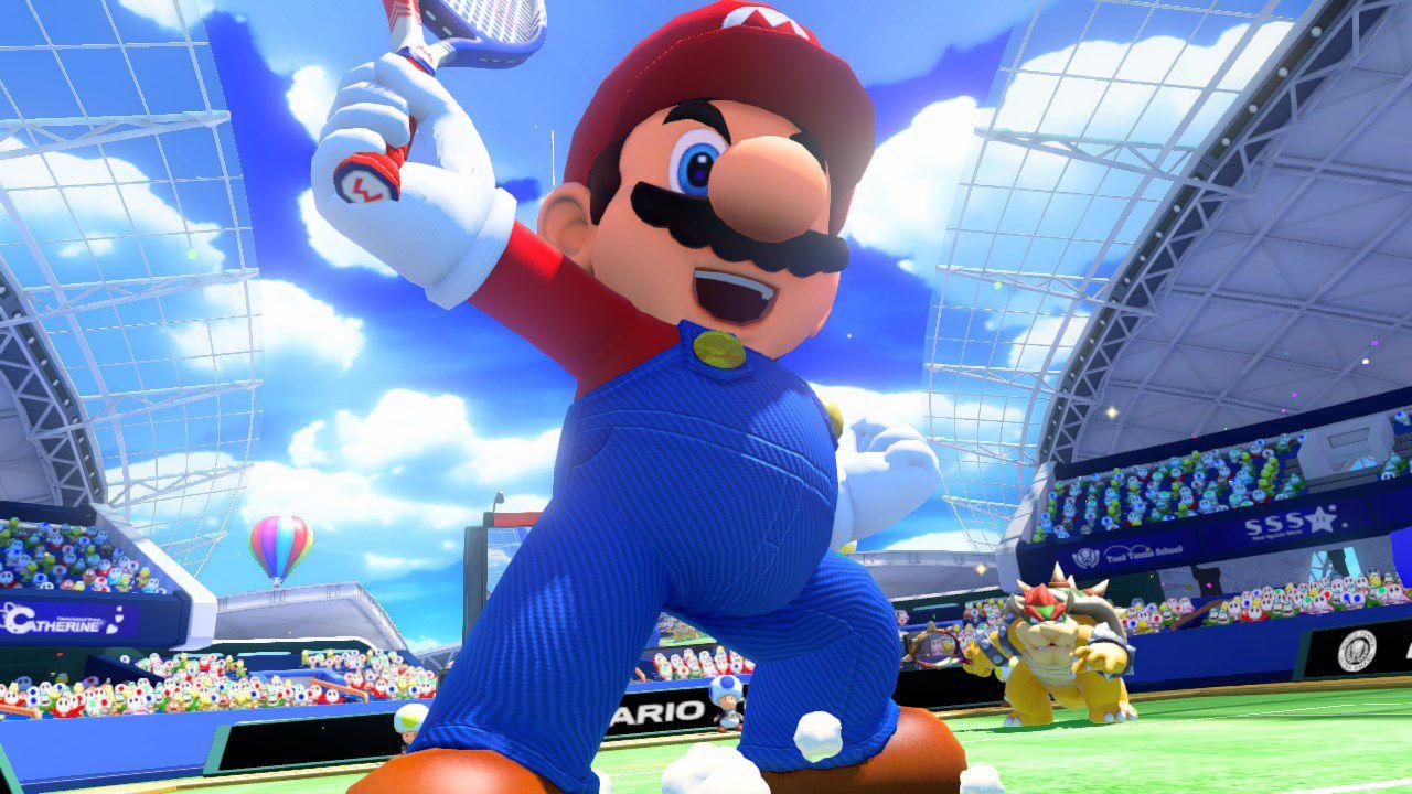 Mario Tennis Ultra Smash: oltre 55.000 copie vendute al lancio in Giappone