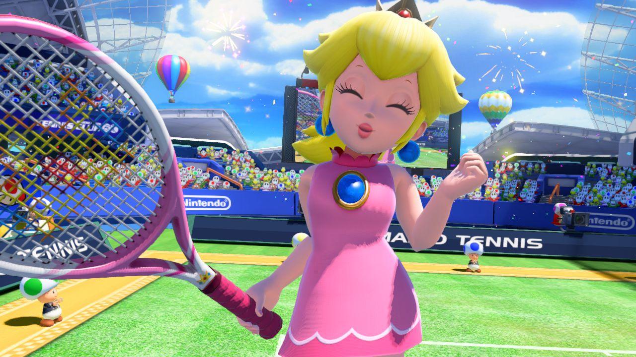 Mario Tennis Ultra Smash: i primi acquirenti riceveranno un codice per scaricare Mario Tennis 64