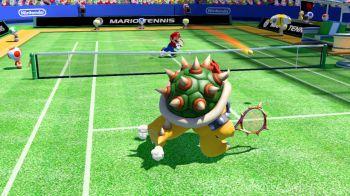 Mario Tennis Ultra Smash: video anteprima del nuovo gioco sportivo per Wii U