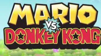 Mario vs. Donkey Kong Wii U: svelati nuovi dettagli