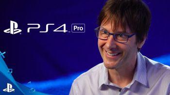 Mark Cerny: convertire un titolo su PS4 Pro richiederà lo 0.3% del lavoro
