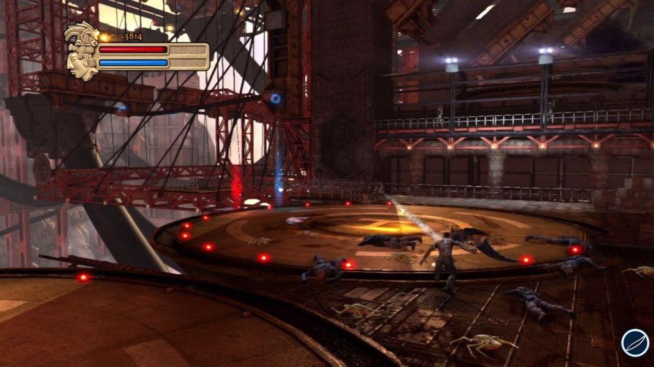 Marlow Briggs and The Mask of Death è disponibile su Steam e Xbox Live Arcade