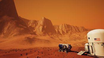 Mars 2030, nuova esperienza in realtà virtuale