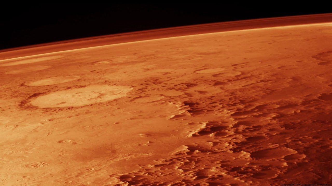 Marte è ancora un mondo attivo e questa frana ce lo dimostra