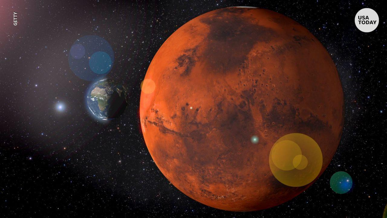 Marte in opposizione 2020: come vederlo e cosa aspettarci