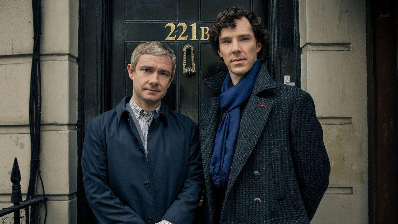 Martin Freeman shock! 'Fare Sherlock non è più divertente!' Stagione 5 a rischio?