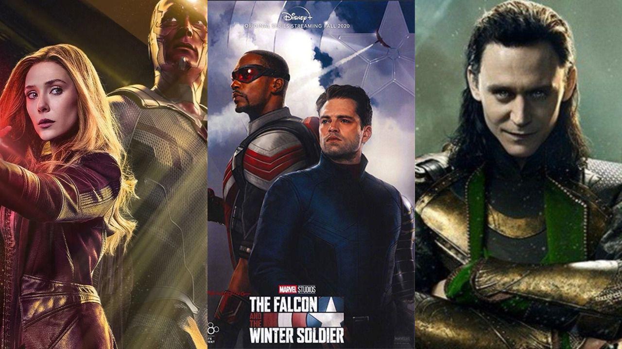 Marvel, arrivano su Disney+ le pagine di Loki, WandaVision e Falcon and The Winter Soldier