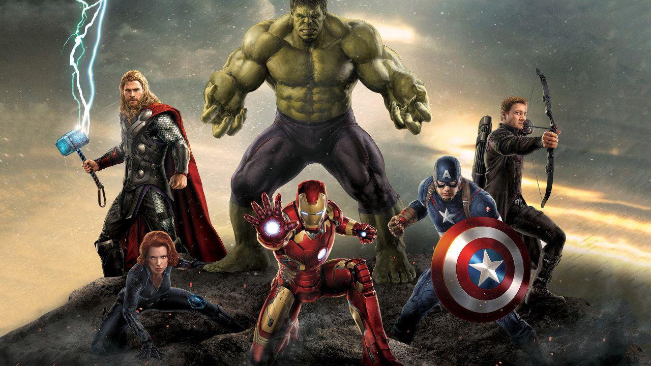 Marvel, gli Avengers schierati con Biden: presenti alla raccolta fondi con Kamala Harris