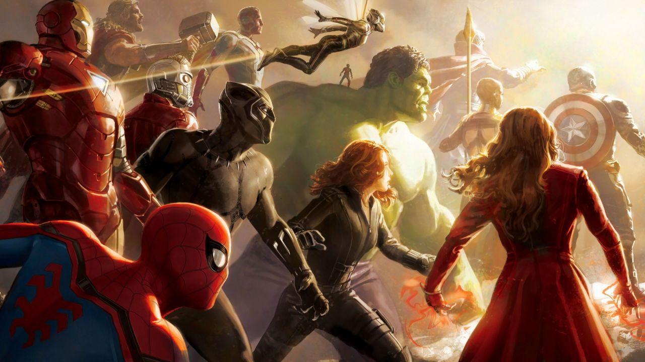 Marvel Cinematic Universe, tutti i film in arrivo nei prossimi anni tra Fase 4 e Fase 5