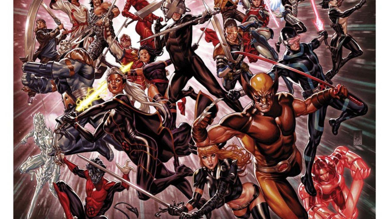 Marvel Comics annuncia il nuovo crossover X of Swords per gli X-Men